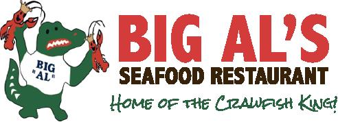 Big Als Seafood Logo